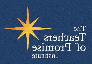 该 Teachers of Promise Institute Logo